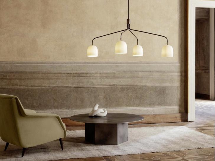 Фото №3 - Вопросы читателей: большие светильники и низкий потолок