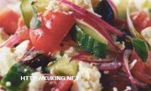 Греческий салат (классический) 1