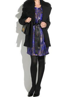 Фото №4 - Стильные платья осени-2009