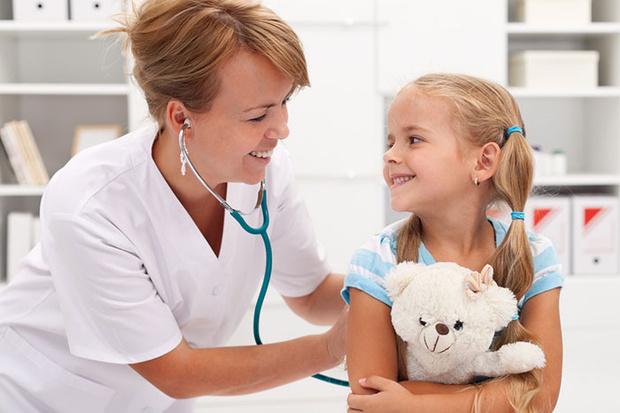 Фото №3 - Как научить ребенка не бояться докторов