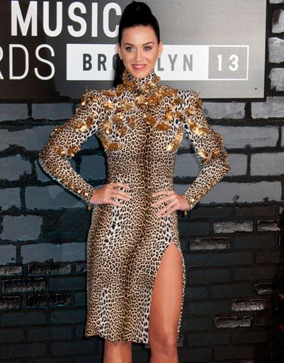 Кэти Перри (Katy Perry) на MTV VMA 2013