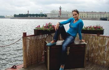 «Мечтать в  Петербурге»