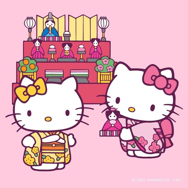 Фото №1 - Создательница мультика «Харли Квинн» снимет полнометражный фильм про Hello Kitty