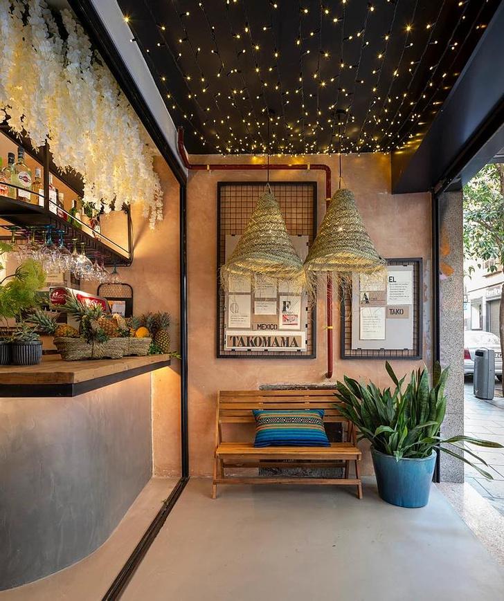 Фото №7 - Takomama: мексиканская закусочная в центре Мадрида