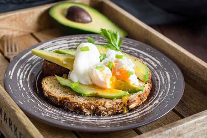Завтрак с авокадо: рецепты блюд с авокадо, простые и вкусные, с фото