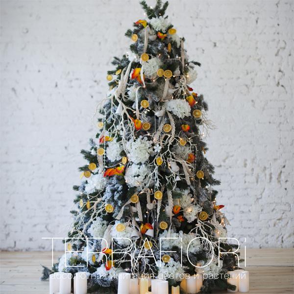 Фото №53 - Праздник к нам приходит: 6 рождественских коллекций декора