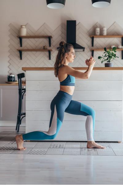 Фото №1 - Упражнения для похудения ног: готовимся к летнему сезону