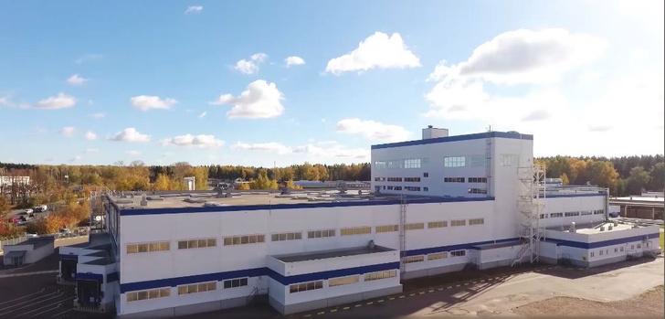 Самый крупный завод по производству детского питания в России АО «ДП «Истра-Нутриция»