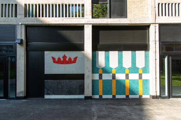 Фото №9 - Студенческое общежитие в духе Ле Корбюзье в Шеффилде