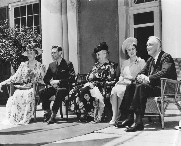 Фото №7 - Виндзоры и американские президенты: непростая история отношений