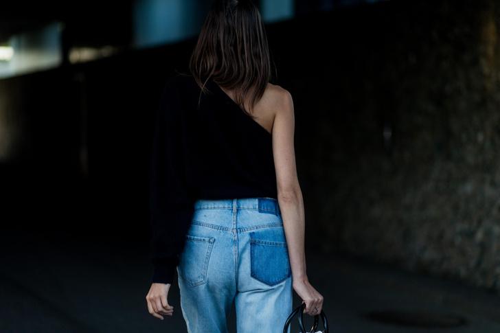 Фото №1 - Если джинсы растянулись: 3 проверенных способа сделать их меньше