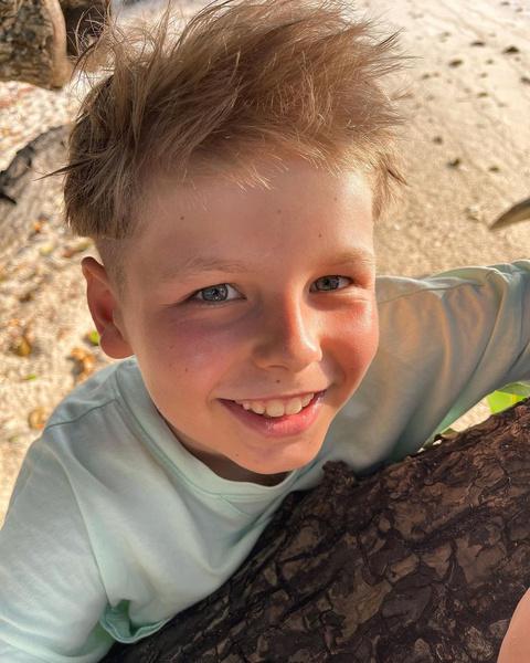 Фото №2 - Ирэна Понарошку посадила 10-летнего сына на диету и нарвалась на критику