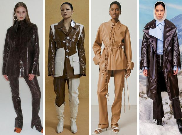 Фото №7 - Тренды осени и зимы 2021/22 с Недели моды в Лондоне