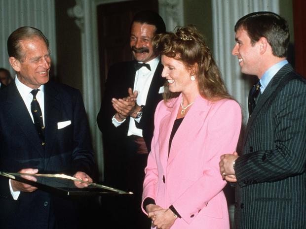 Фото №3 - Невестка мечты: чем Сара Фергюсон очаровала принца Филиппа