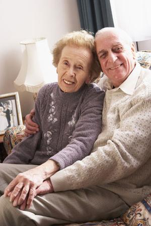 Фото №1 - Семья спасает от старческого слабоумия