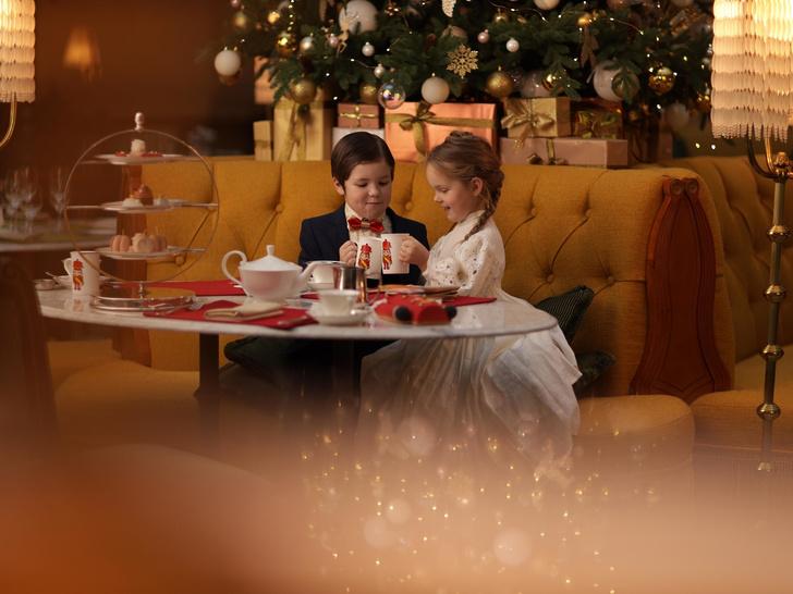 Фото №5 - Волшебные праздники в Доме со львами: 3 причины встретить Новый год в Four Seasons Hotel Lion Palace St. Petersburg