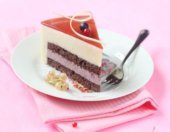 торт из смородины - изумительный десерт