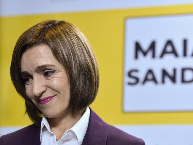 Фото №4 - 5 фактов о Майе Санду— первой женщине-президенте Молдовы