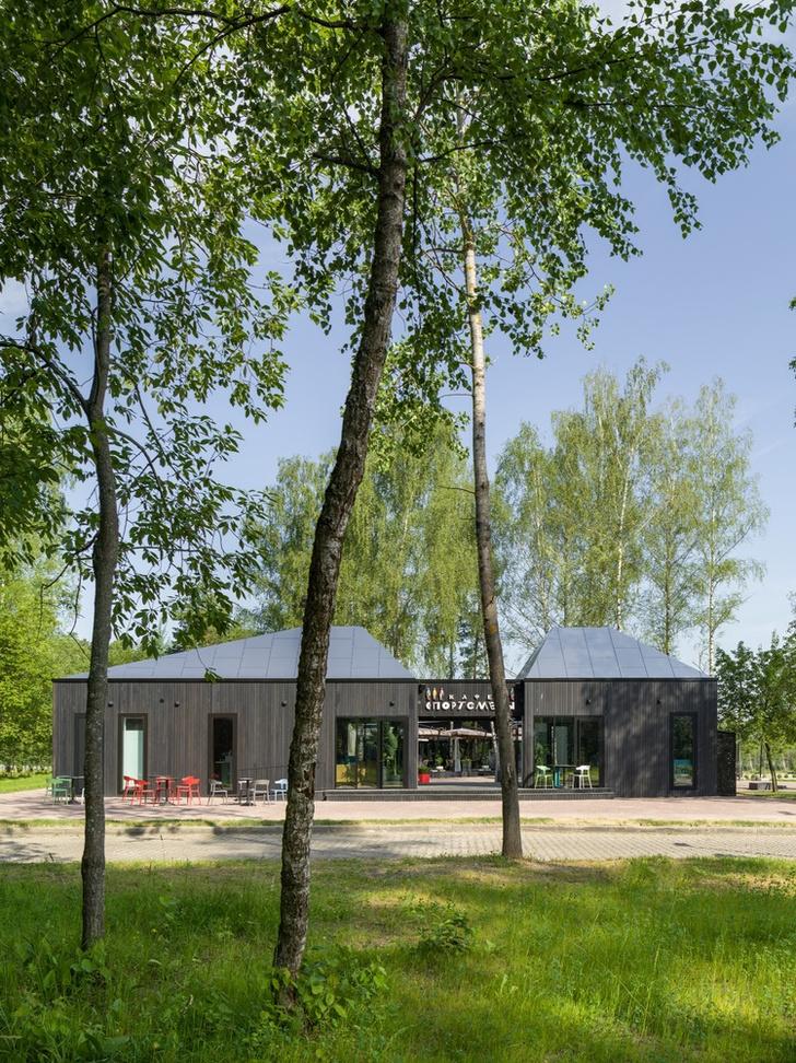 Фото №5 - «Парк Малевича»: новое место отдыха под Одинцово