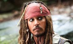 Джонни, прощай! Деппа заменят в «Пиратах Карибского моря»