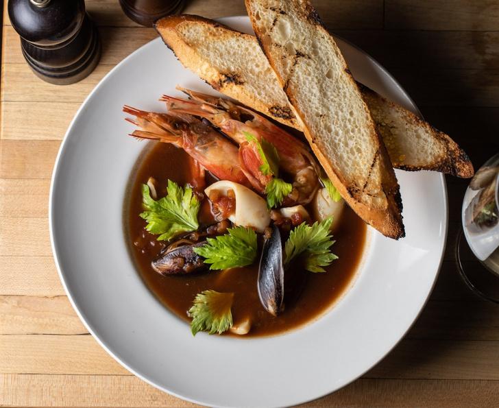 Фото №2 - Ресторан Saxon + Parole объявил о специальном предложении в честь новогодних каникул