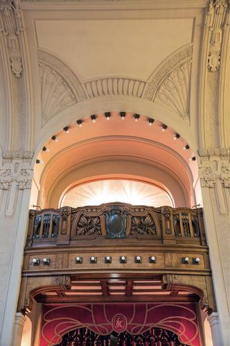 Фото №5 - Проверка временем: Belmond Grand Hotel Europe в Санкт-Петербурге