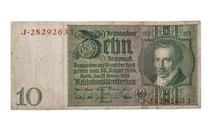 Фото №2 - Коллекционеры марок. Сколько зарабатывали солдаты вермахта во время войны