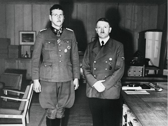 Отто и Адольф.  1943 г.