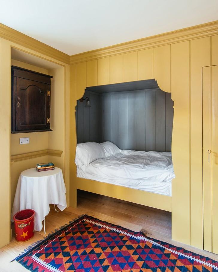 Фото №7 - Яркий гостевой дом в Эдинбурге