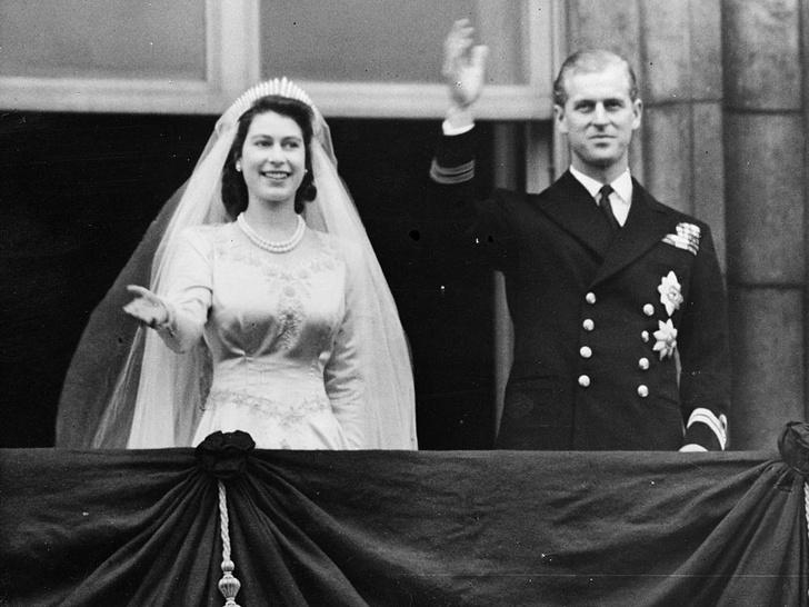 Фото №2 - Брачный возраст: во сколько лет Виндзоры женились и выходили замуж