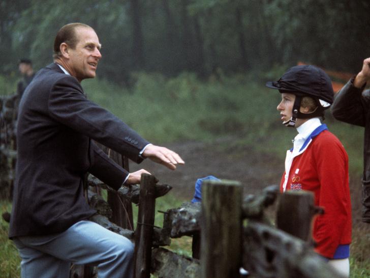 Фото №1 - Вмешательство отца: почему Анне пришлось расстаться с возлюбленным из-за принца Филиппа