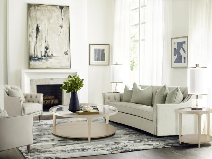 Фото №1 - TA Studio: новая линия современной мебели Theodore Alexander
