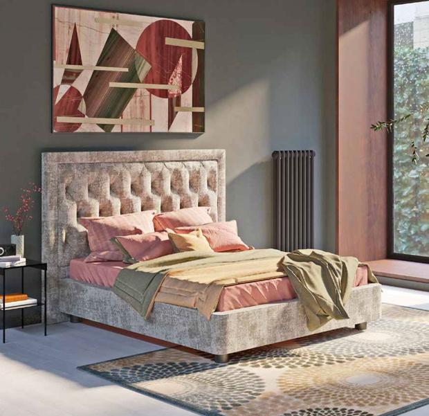 Фото №4 - 10 правил для создания спальни класса люкс