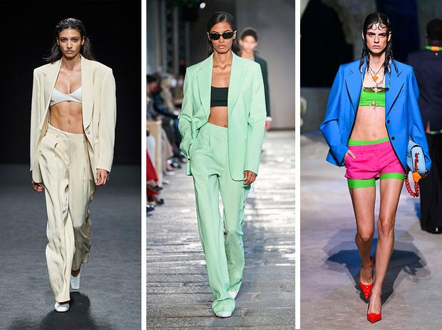 Фото №2 - Тренды весны и лета 2021 с Недели моды в Милане