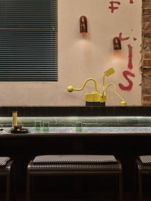 Фото №9 - Ресторан в бывшем здании склада в Сиднее