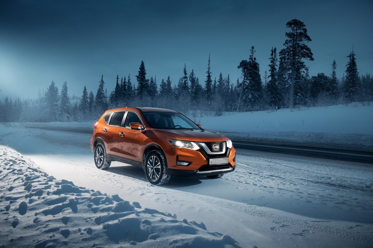 Фото №7 - Nissan X-Trail— твое собственное северное сияние