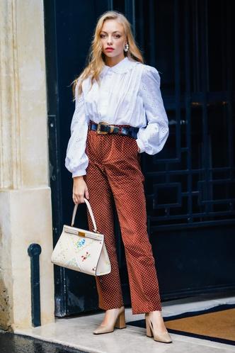 Фото №3 - Как выбрать идеальные брюки по типу фигуры