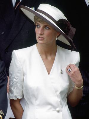 Фото №5 - Подражая Диане: 10 раз, когда Меган копировала стиль принцессы Уэльской