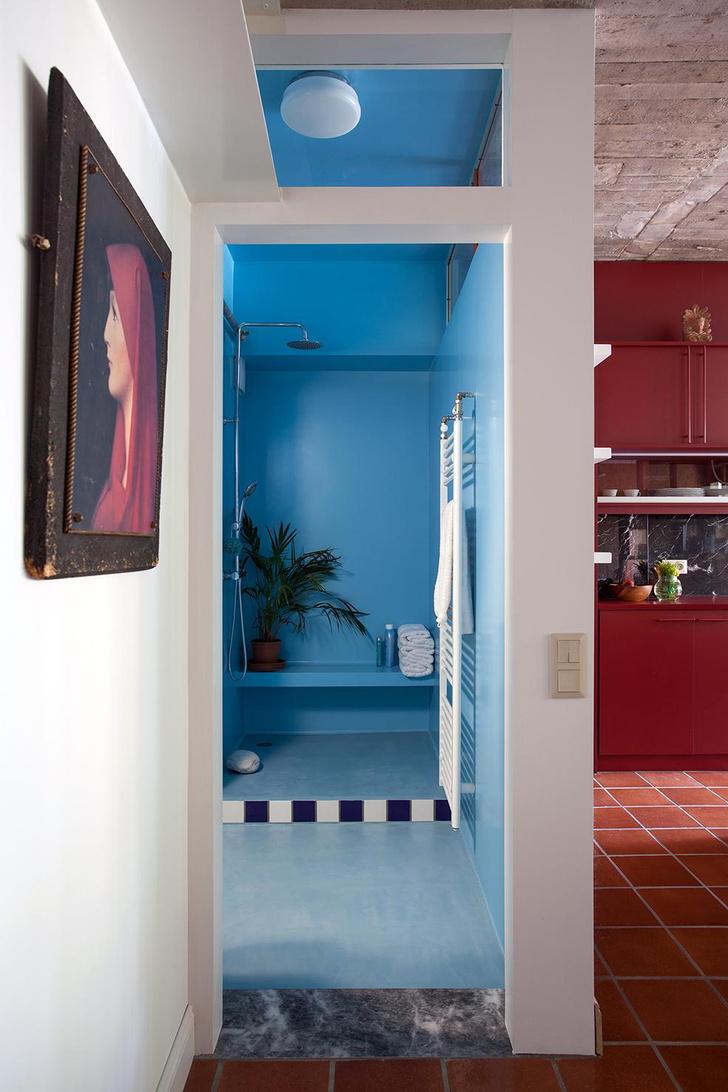 Фото №6 - Бетонная квартира в Афинах