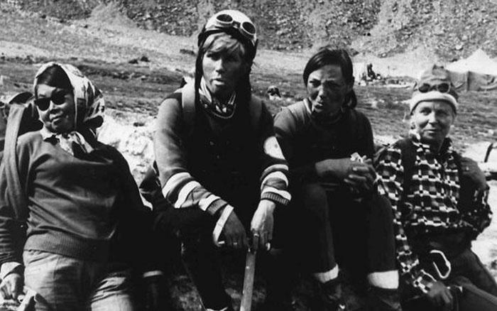 Фото №6 - «Через 15 минут мы все умрем»: трагическая гибель 8 советских альпинисток, или притча о женской гордости?