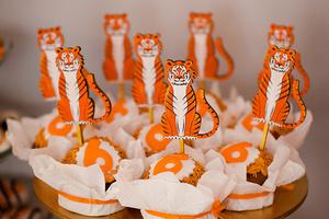 Фото №7 - «Тигриный» день рождения