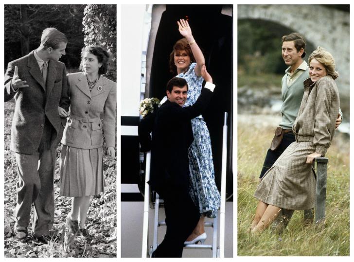 Фото №1 - Страна любви: где королевские пары проводили свой медовый месяц
