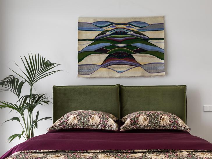 Фото №6 - Квартира для бизнесвумен и ее коллекции искусства в Минске