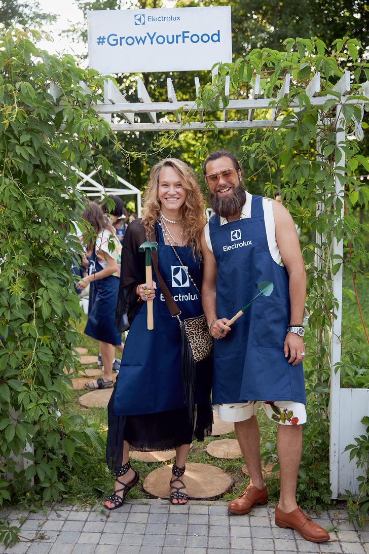 Фото №2 - Открытие нового кулинарно-садоводческого пространства на ВДНХ