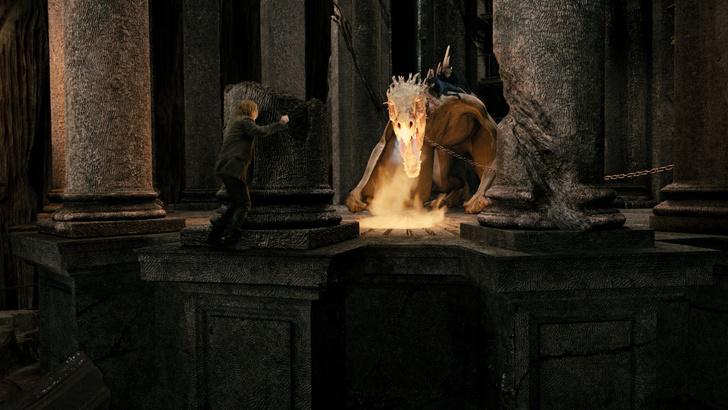 Фото №9 - «Гарри Поттер»: самые интересные и малоизвестные факты про драконов 🐲