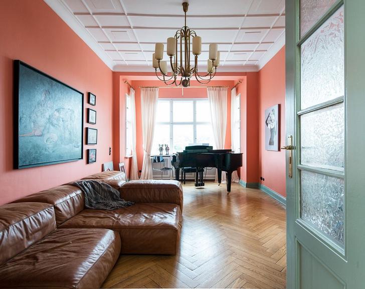Фото №2 - Маленькая квартира с ярким характером в Берлине