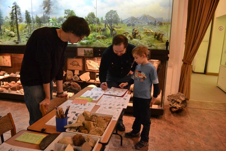 Фото №1 - Биологический музей приглашает на игру «Семейный лабиринт»