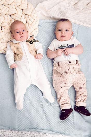 Фото №3 - Советы стилиста: как одевать детей модно?