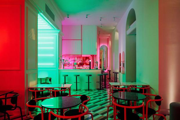Фото №11 - Неоновые огни: ресторан Lulu в Лиссабоне