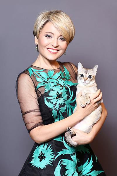 Фото №1 - Кто сказал «мяу»: Варум, Чиповская, Свиридова о любимых кошках